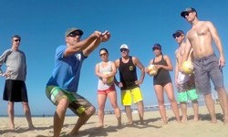 Intermediate Volleyball Class